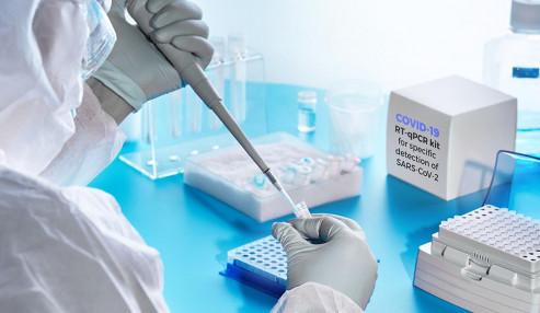 وبینار علمی  یافتههای آزمایشگاهی در کووید 19