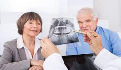 وبینار علمی  دندانپزشکی سالمندان